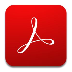 Adobe Acrobat Reader apk 300x300