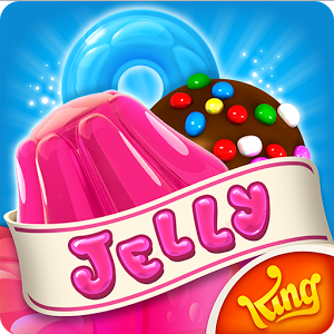 Candy Crush Jelly Saga APK 300x300