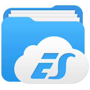 ES File Explorer APK 300x300