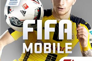 FIFA Mobile Soccer APK 300x300