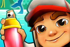 Subway Surfers APK 2 300x300