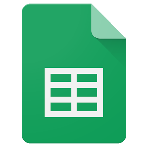 google sheets apk 300x300