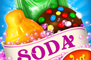 Candy Crush Soda Saga APK 300x300