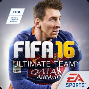 FIFA 16 Game APK 300x300