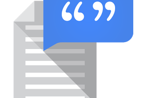 Google Text to speech APK 300x300