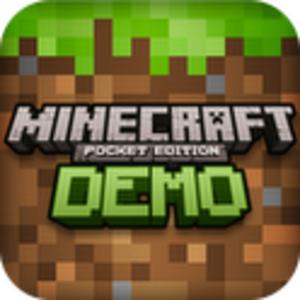 Minecraft pocket edition demo 300x300