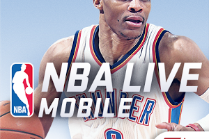 NBA LIVE Mobile apk 300x300