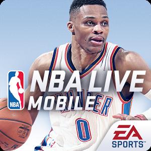 NBA LIVE Mobile apk 300x300