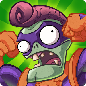Plants vs Zombies Heroes APK 300x300